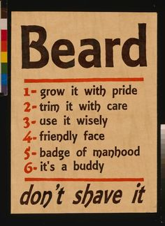 #Beards #quote