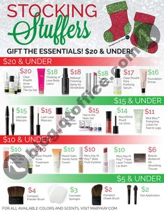 Mary Kay® Stocking Stuffers Flyer freebie with the  Clear Proof® Acne System The Go Set!  http://www.blog.qtoffice.com/mary-kay-stocking-stuffers-flyer-freebie/