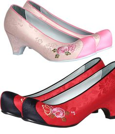 HANBOK SHOES Korean tranditional !