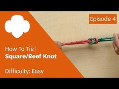 10 Essential Knots for Girl Scouts - Girl Scout Blog