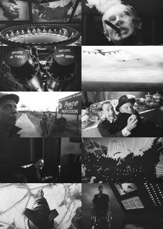 Dr. Strangelove or: How I Learned to Stop Worrying and Love the Bomb - Stanley Kubrick