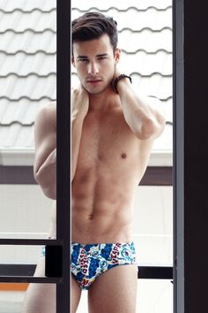 Men's Fashion - Renato Freitas in Rew Raw Thai by Rafael Manson