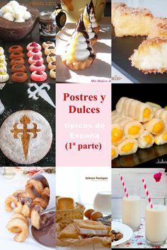 Postres y Dulces típicos de España, algunos más conocidos que otros (2ª parte)   Cocinar en casa es facilisimo.com