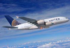 United A380