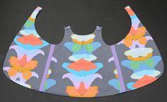 Patrones para un vestido para Naia