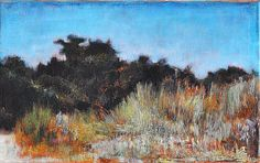 San Diego California Landscape Original Oil by KevinInmanArt, $300.00