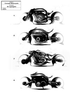 Motos Ideas by Mikael Lugnegård, via Behance Bike Sketch, Car Sketch, Moto Bike, Motorcycle Art, Motorcycle Touring, Motorbike Design, Concept Motorcycles, Industrial Design Sketch, Car Design Sketch