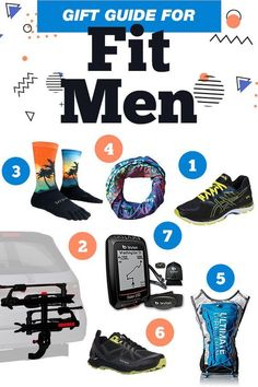 9f6d8d43ac2be7 Gifts for Fit Men Half Marathon Motivation