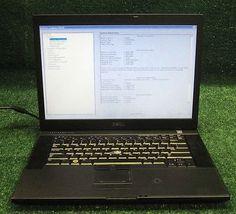 """Dell Latitude E6500 Black 15.6"""" Laptop Memory 3GB Intel Core 2 Duo P8700 2.53GHz"""