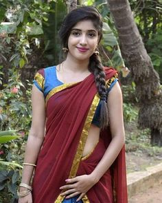 Happiness and smile ❤🐵 Beautiful Girl Indian, Most Beautiful Indian Actress, Beautiful Girl Image, Beautiful Saree, Beautiful Actresses, Beautiful Women, Beauty Full Girl, Beauty Women, Real Beauty