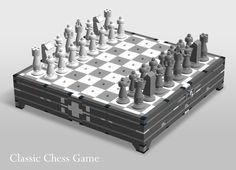 LEGO Ideas - Classic LEGO Chess Game