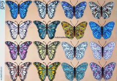 dekupaj desenleri kelebek - Google'da Ara