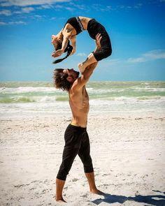 Gentlemen, Guys Actually do Yoga. Partner Yoga, Sport Fitness, Yoga Fitness, Arco Yoga, Acro Yoga Poses, Yoga Master, Fit Couples, Fitness Couples, Yoga Dance