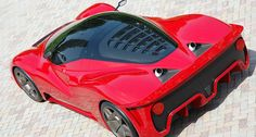 Ferrari P4/5 by Pininfarina at Pebble Beach 2006 | Classic Driver Magazine