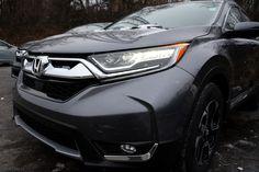 Looks like Christmas came early this year! The re-designed 2017 CR-V is here! Honda Cars, Cr V, Vehicles, Christmas, Future Tense, Xmas, Car, Navidad, Noel