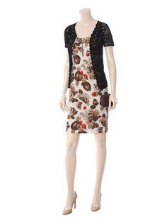 Crochetemoda: Casaqueto de Crochet Dolce & Gabbana