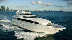 The 32 metre motor yacht Outta Touch, listed for sale by Marcos Morjain at Reel Deal Yachts, has had a further $346,000 price reduction.