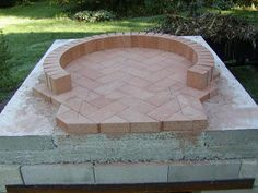 Building my Wood Fired Oven - Construction Walk-through pt2...Oven floor, dome…