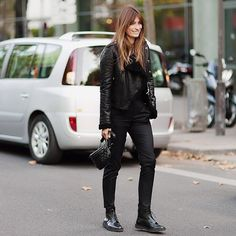 Caroline de Maigret, Paris fashion week 2014