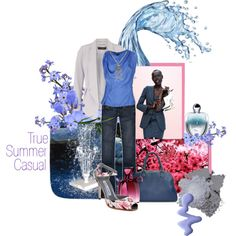 True Summer Casual by spicemarket on Polyvore