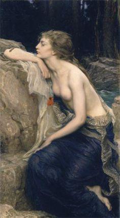 Draper, Herbert James (b,1864)-Lamia