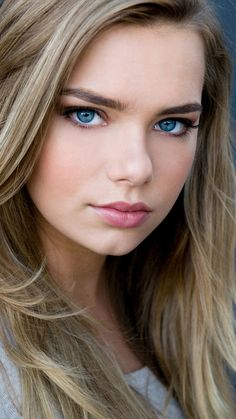 indiana evans Eyes are deep blue pools!