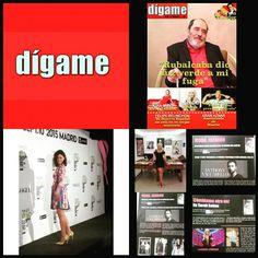 Si te interesa el numero 2 de @Digame_otravez suscribete en digameotravez.com #Madrid #revistadigital #EmilioRodriguezMenendez #revistadigame