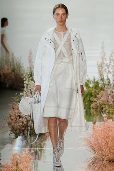 Ulla Johnson Spring 2018 Ready-to-Wear  Fashion Show Collection