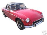 I used to have a '79 MGB. Same as this but with black rubber bumpers and spoke wheels.