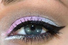 Urban Decay Vice 2 Palette Eye Look #3: Coax & Shellshock