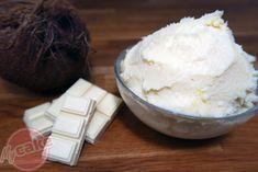 Vegan Ice Cream, Cake Tutorial, Nutella, Feta, Cake Decorating, Cooking, Ethnic Recipes, Cupcake, Pastry Recipe