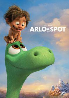 FIRST LOOK: 'Good Dino' Promo Keys and Concept Art - Everything Pixar  tags : animation , animacion , poster