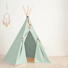 New teepees from @nobodinoz PURE line! All organic, made in Spain