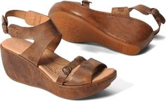 wedge sandles/ these remind me of the roman sandals I wore I high school