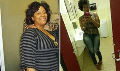 I Lost Weight: Aja Williams Cut Out White fStarches And Sweets And Lost 61 Pounds