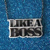 Like A Boss #Necklace from #sugarandvice