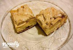 Vaníliás-almás kelt sütemény | Nosalty Spanakopita, Apple Pie, Ale, Ethnic Recipes, Desserts, Food, Tailgate Desserts, Apple Cobbler, Deserts