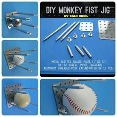 DIY MONKEY FIST jig