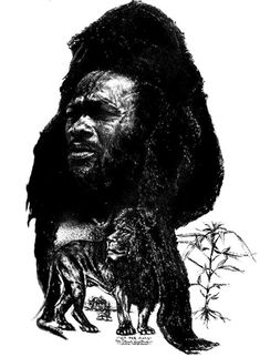 Rastafarian Art Gallery - Ras Daniel Heartman - Not Far Away Art Gallery, Rasta Art, Artist Inspiration, Reggae, Rastafari Art, Reggae Art, Art, America Art, Color Of Life