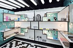 Great shop design for OHWOW #design #store #retail