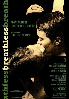 Breathless - Jean-Luc Godard (1960)