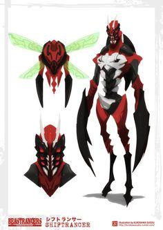 Beastrangers