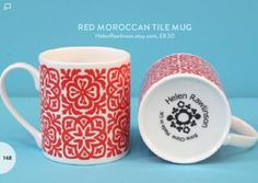 Love the Moroccan pattern on here