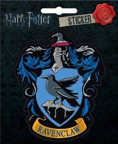 Amazon.com: Ata-Boy Harry Potter Ravenclaw Crest Sticker