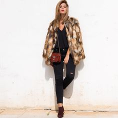 """1,019 Me gusta, 74 comentarios - Alba Zapater (@mstreinta) en Instagram: """"• N e w P o s t • #mstreinta #fashionblogger #ootd #lookoftheday #outfit"""""""