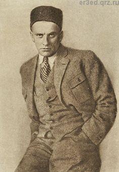 Vladimir Majakovskij. Foto 19 ?? anno
