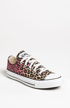 Converse Chuck Taylor® All Star® Animal Print Sneaker