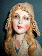 Petite Angelic Faced Boudoir Doll