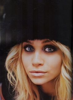 Ashley Olsen for Bazaar.