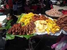 Ja una verdadera Fritanga Nicaragüense es lo mejor de lo mejor en el mundo!!
